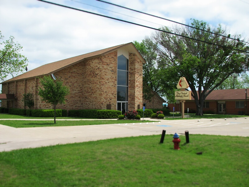 wholesale dealer d58b3 11269 First United Methodist Church